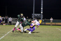 Corinth Holders at South Johnston - 10/18/2013